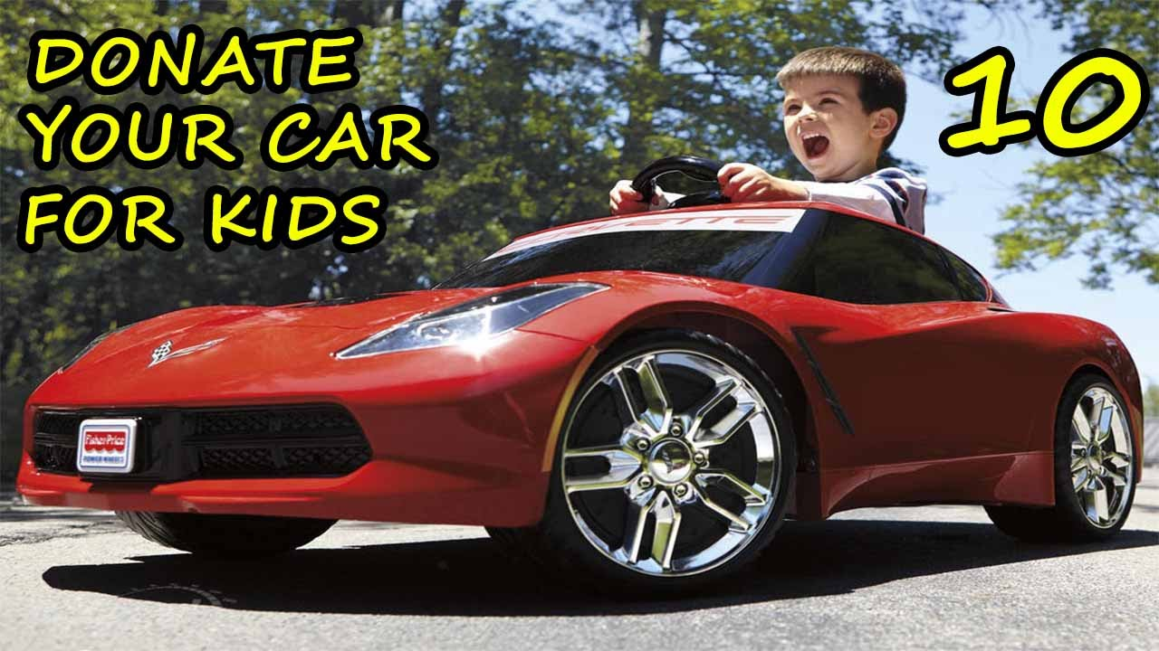 Donate your car for kids 7