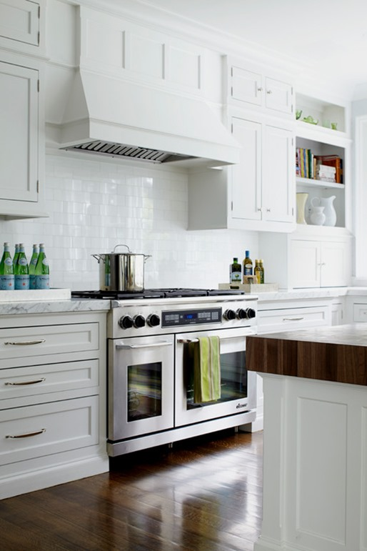 Amazing Beautiful Hood For White Kitchen