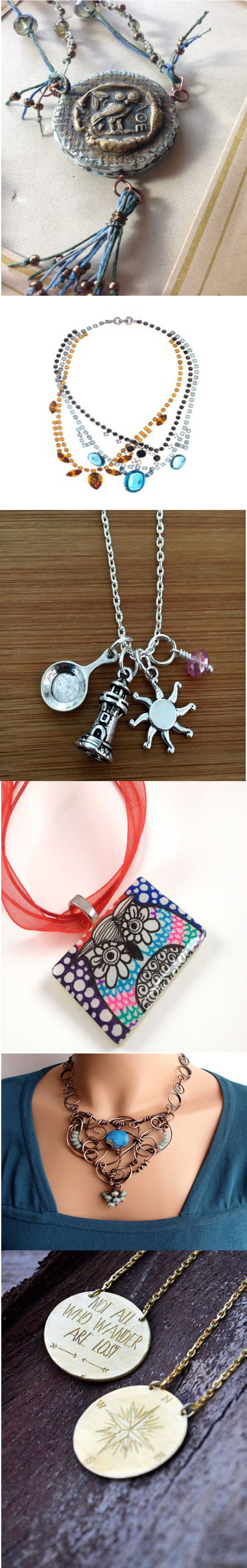 Awesome tangled jewellery designs for women 2018