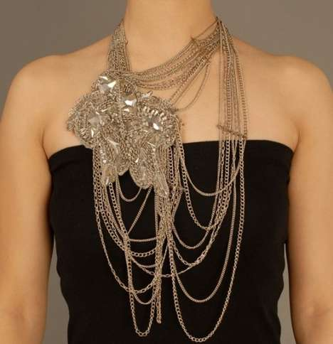 Awesome tangled jewellery designs for women 4