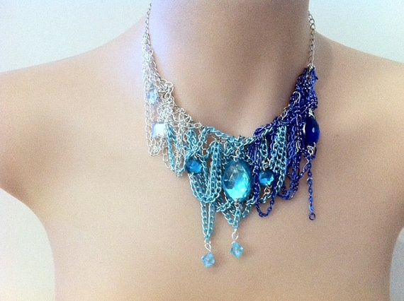 Awesome tangled jewellery designs for women 8