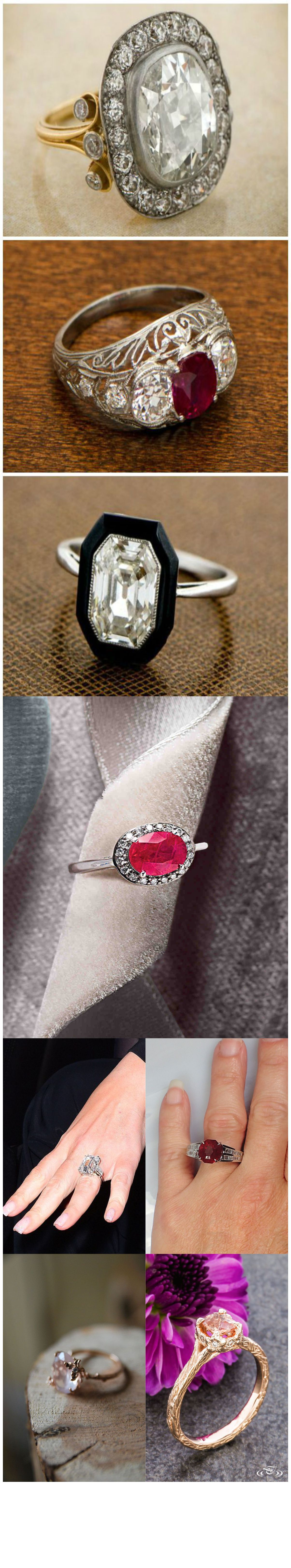 Beautiful Ruby Rings For The Ring Ceremony 2018