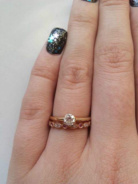 Beautiful Ruby Rings For The Ring Ceremony 37
