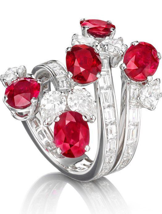 Beautiful Ruby Rings For The Ring Ceremony 4
