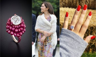 45 Beautiful Ruby Rings For The Ring Ceremony 2018