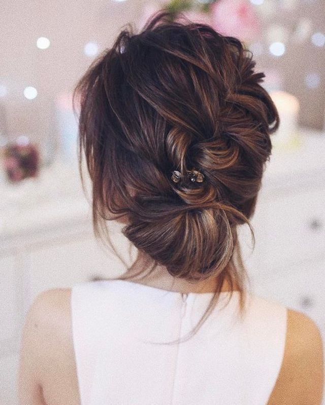 Beautiful Wedding updos for 2018 13