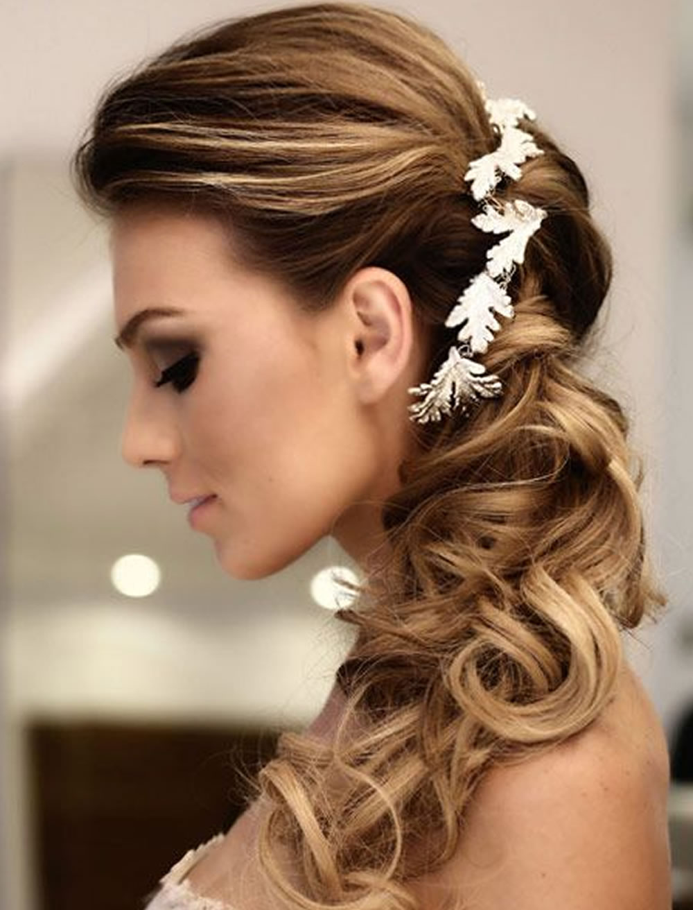 Wedding Hairstyles for Long Hair Summer 2018-2019