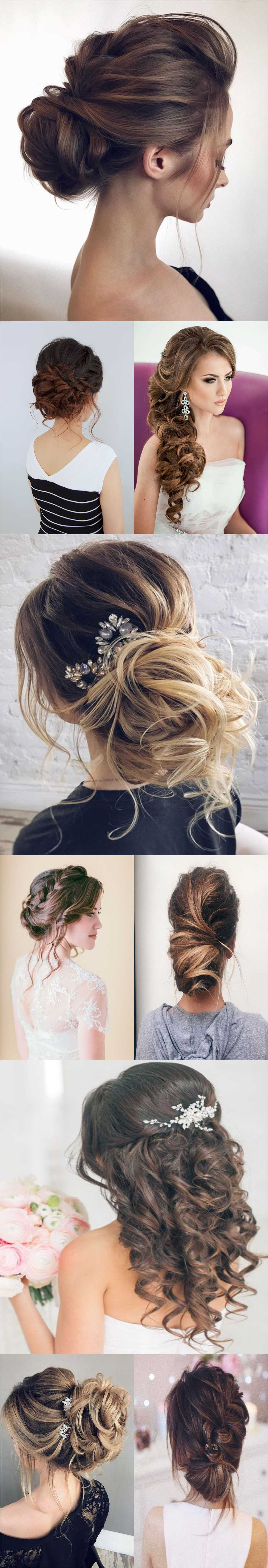 Best Beautiful Wedding updos for 2018