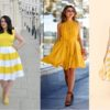 Beautiful yellow dresses this season Feture